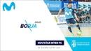 Los goles de Borja en la temporada 19 20 con Movistar Inter FS