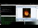 Как склеить картинку с вирусом (Unicorn Kali Linux)