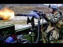 Шестиствольный пулемет Гатлинга, Миниган, Стрельба из пулемета