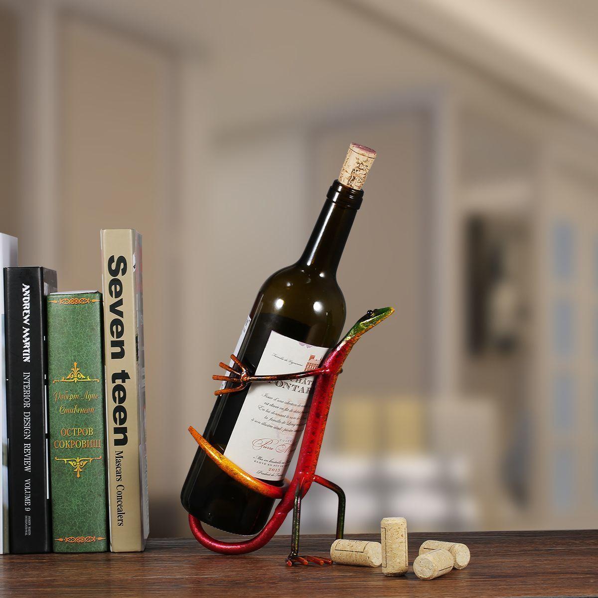 Забавный держатель для бутылок -
