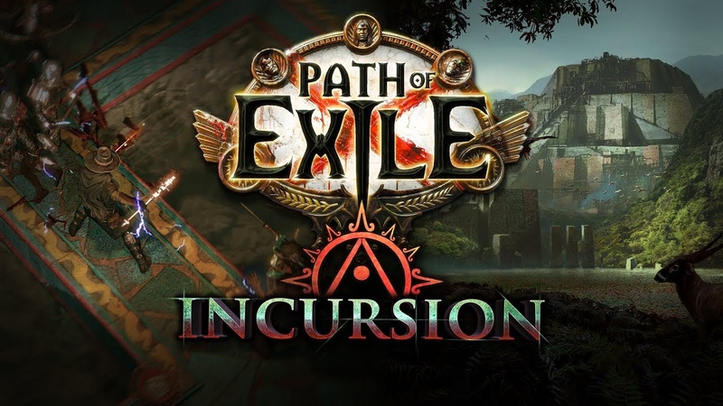 Path of Exile Incursion Trailer and Developer Introduction