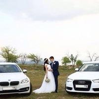 Аренда,прокат BMW-5 AUDI свадьбы,деловые встречи