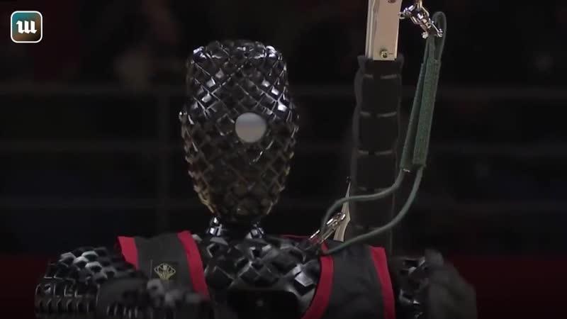 Робот Cue 3 освоил броски с середины площадки