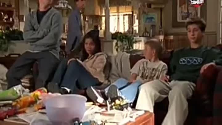 Малкольм в центре внимания сезон 4 серия 9