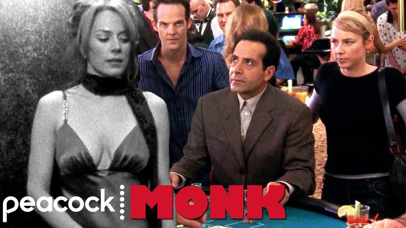 Monk Solves a Murder While Gambling Monk