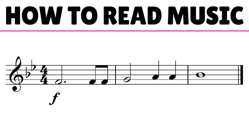 Learn To Read Music In 5 Mins! Beginner Saxophone Lesson 5