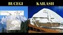 Kailash muntele zeilor din Tibet conexiune cu Muntii Bucegi!