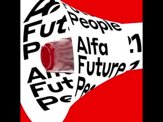 Переносим Alfa Future People