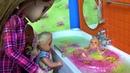КАК МАМА Мультики с куклами Барби Катя и Макс веселая семейка мультики