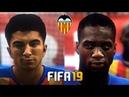 FIFA 19 - NEW VALENCIA PLAYER FACES