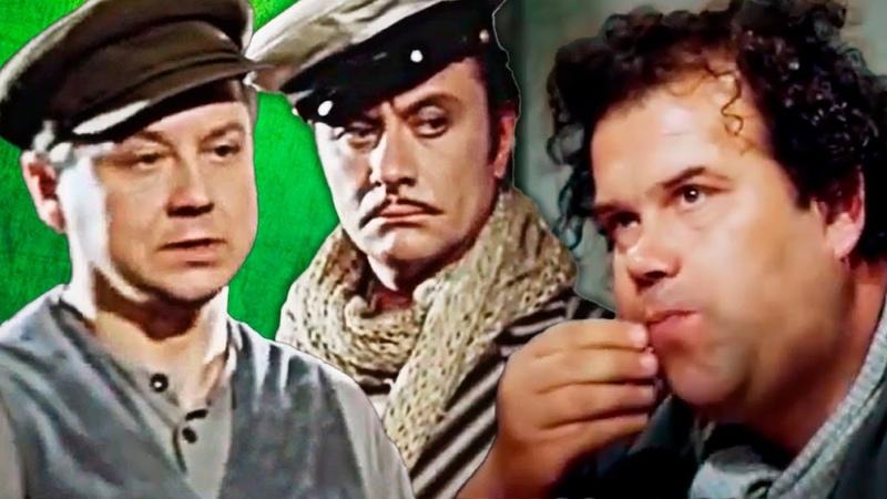 Дети Поволжья Тяжелое наследие царского режима Лучшие моменты и цитаты из фильма 12 стульев 1976