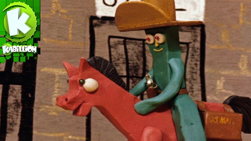 Gumby - S1 Ep 15 - The Pokey Express