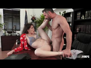 Alison Rey - Nailing More Than The Job Interview [All Sex, Hardcore, Blowjob, Gonzo]