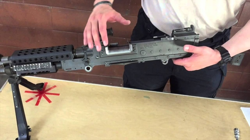 EIB Maintain an M240B MG Part 2 Assemble and Perform a function check on the M240 B