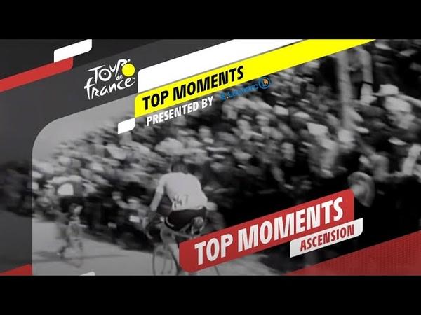 Tour de France 2020 - Top Moments LECLERC Bohamontès 1958