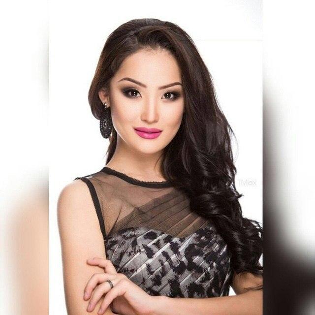 Молдир Ауелбекова   Алматы