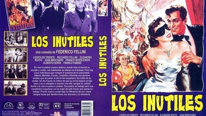 LOS INUTILES I VITELLONI de Federico Fellini 1953 VOSE