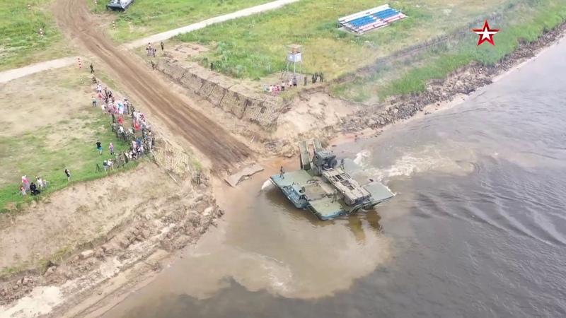 На берегу Оки прошел финал конкурса Открытая вода