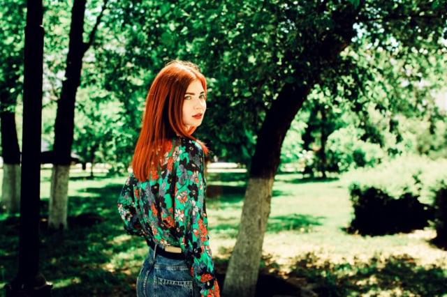 Video portret Elle
