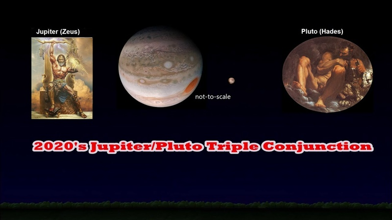 Jupiter Pluto Conjunction 2020 Get Ready for a Bumpy Ride