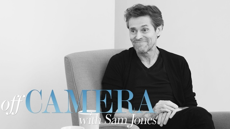 Willem Dafoe: Abandon Perfection, Try to Fail