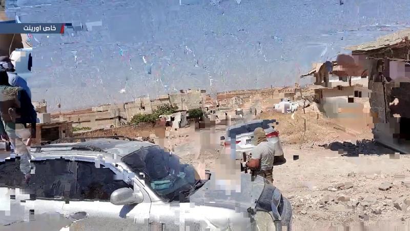 تبادل أسرى بين هيئة تحرير الشام والنظام ٣ عناصر من ميليشيا أسد مقابل ٦ نساء أسيرات وطفلة