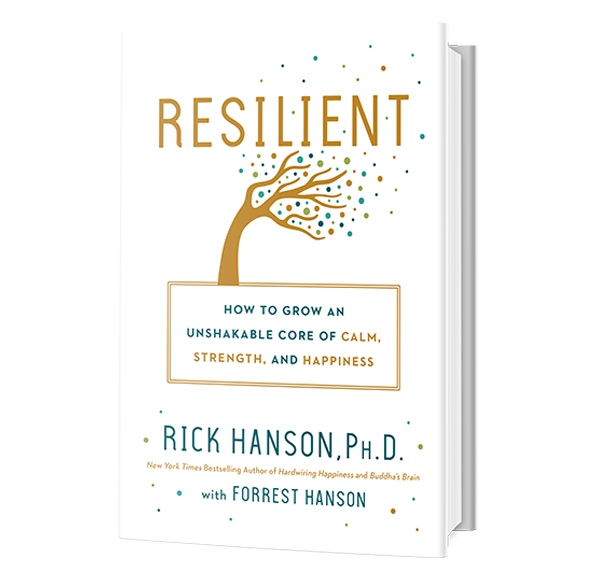 Resilient How to Grow an Unshakable Core of Calm Strength and Happiness by Rick Hanson F Hanson