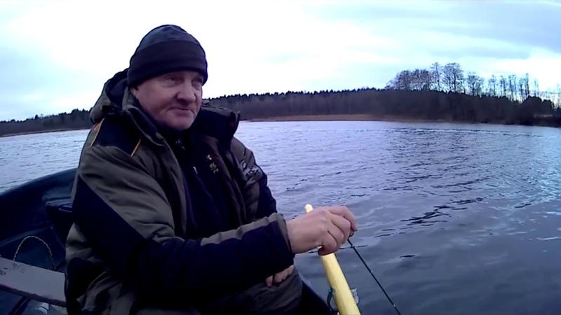 Вот такая зимняя рыбалка Совмещение лета и зимы Рыбалка с физруком