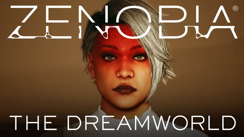Zenobia The Dreamworld UHD 4K 60FPS