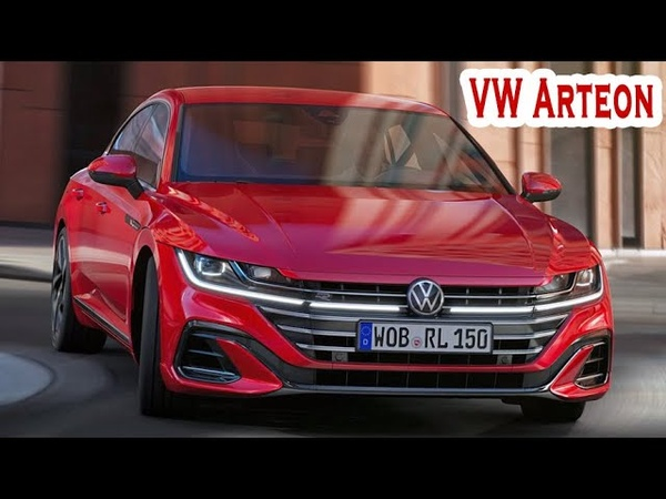 2021 Volkswagen Arteon with Updated Looks Drive Interior Exterior
