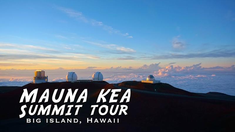 Exploring Mauna Kea tallest volcano in the world!