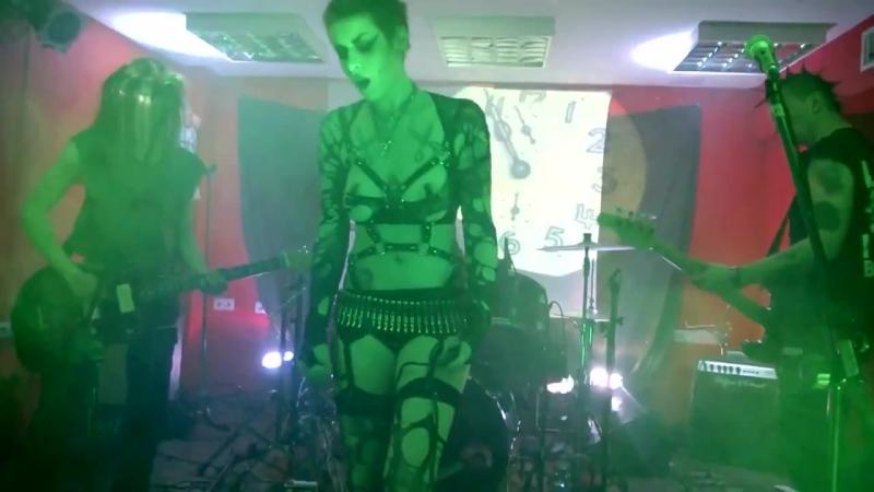 Totenwald Shadows live @ Return To The Batcave, Wroclaw, Poland HD