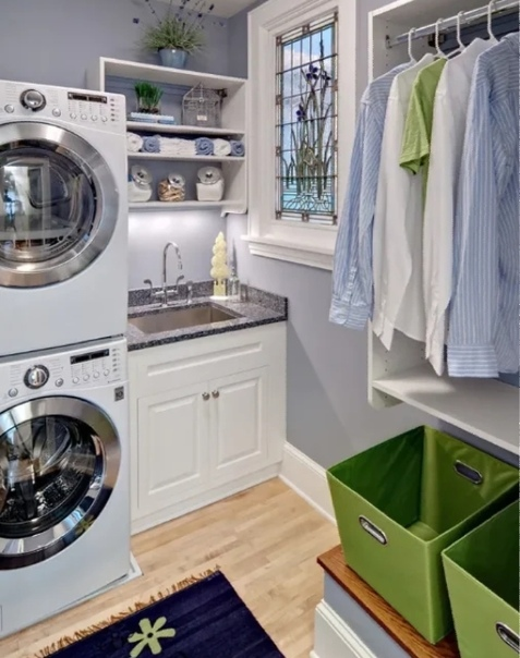 modern laundry room images - 600×852