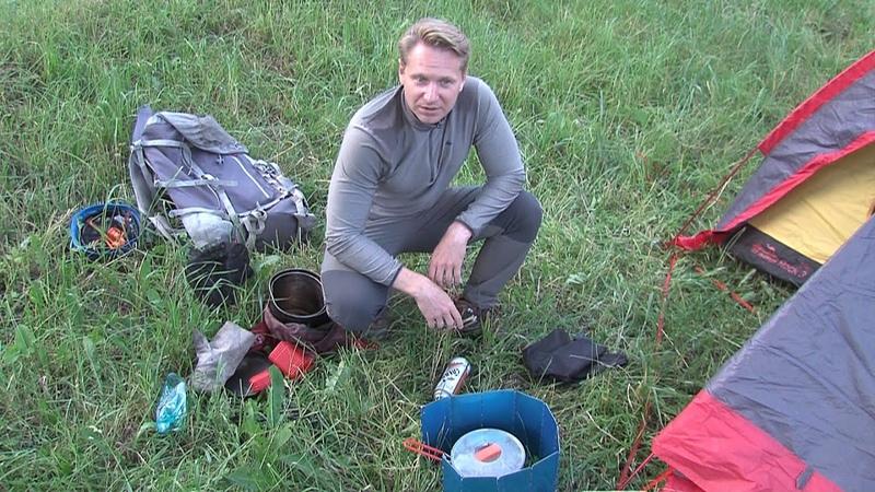 О романтике пеших походов рассказывает луховицкий инструктор проводник по туризму Сергей Карпов