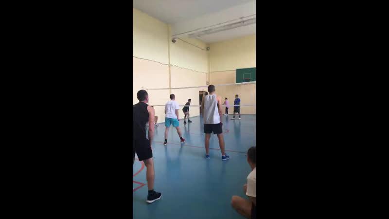 Турнир по волейболу Екб-Тюмень