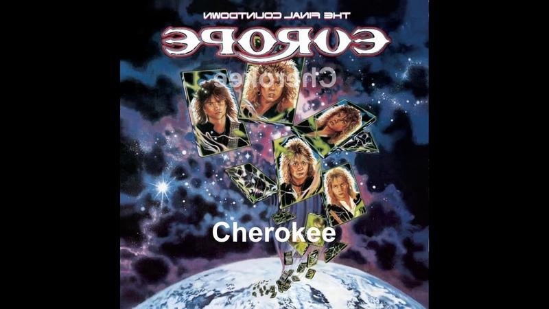 Europe - Cherokee (Reversed)