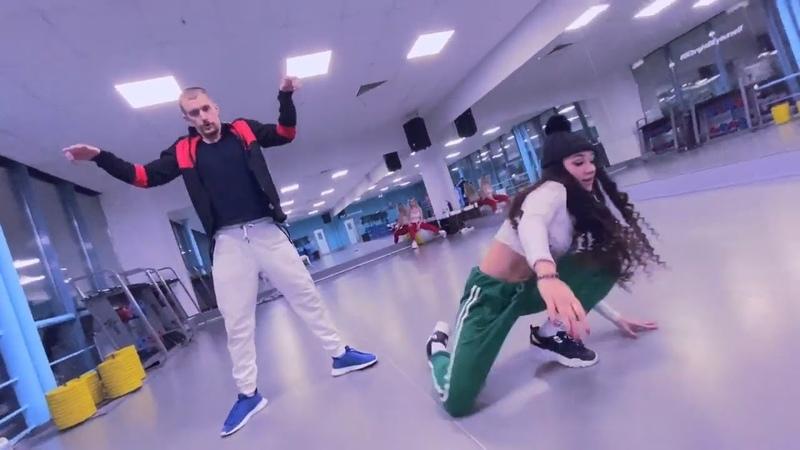 Тайпан feat Agunda Ты одна Танец Vova Legend jeny miki