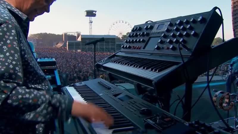 Deep Purple Birds of Prey Live at Hellfest 2017