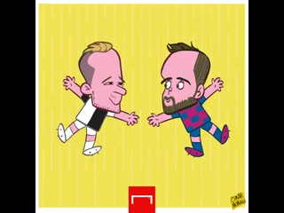 A new coat of paint for Arthur and Pjanic