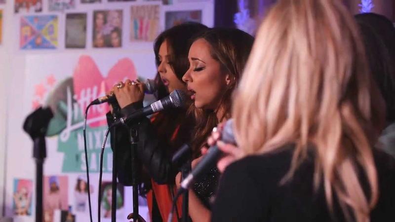 Little Mix - Little Me (Mixers Salute Party)
