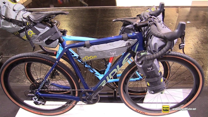 2020 Ridley Kanzo Cycle Cross Accessorized Bike Walkaround 2019 Eurobike