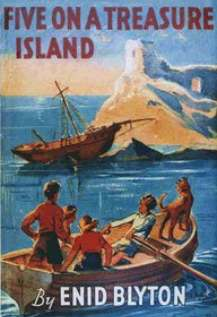 Enid Blyton - Five on A Treasure Island (Unabridged HD Audio Edition)