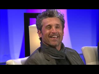 Nite Show Highlight Patrick Dempsey Talks About his Mom and the Dempsey Challenge