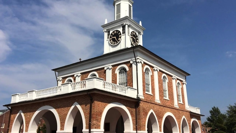 The City of Fayetteville North Carolina