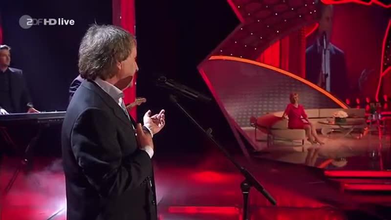 Chris De Burgh The Lady In Red Willkommen bei Carmen Nebel 2016 apr30