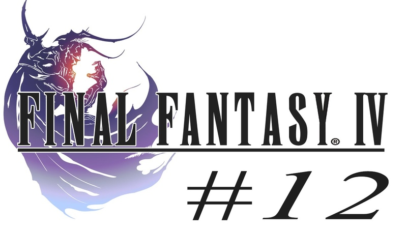 Let's Play Final Fantasy 4 Deutsch 12 Wiedersehen und Abschied