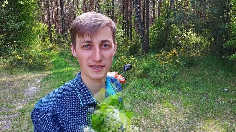 Любви ароматами наполнен весь свет Александр Сенюта парень из народа