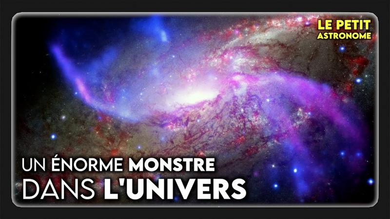 🛰Le plus gros MONSTRE de l'UNIVERS