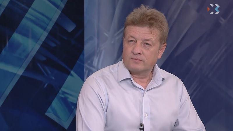 Гость в студии «Время ИКС»: президент федерации альпинизма и скалолазания Севастополя Юрий Круглов