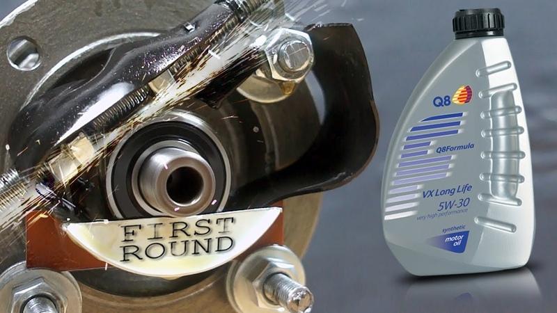 Q8 VX Longlife 5W30 Jak skutecznie olej chroni silnik